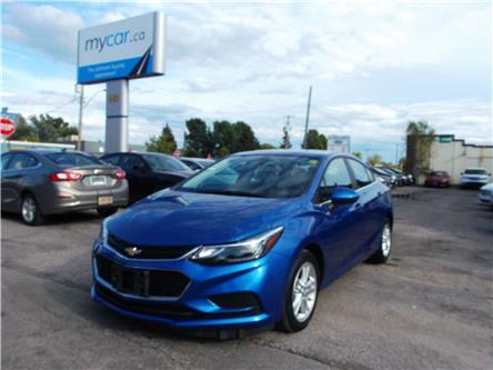 2016 Chevrolet Cruze LT Auto (Stk: 191257) in North Bay - Image 1 of 12