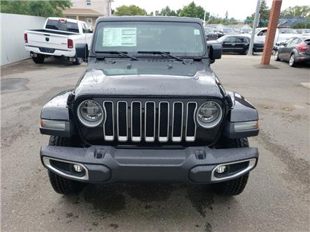 2020 Jeep Wrangler Unlimited Sahara (Stk: 15697) in Fort Macleod - Image 2 of 21