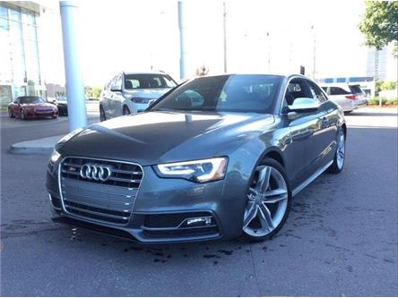 2016 Audi S5 3.0T (Stk: P9086A) in Gloucester - Image 1 of 26