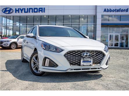 2018 Hyundai Sonata 2.4 Sport (Stk: KO007839A) in Abbotsford - Image 1 of 26