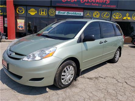 2008 Toyota Sienna CE 7 Passenger (Stk: 177220) in Toronto - Image 1 of 13