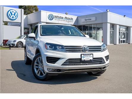 2015 Volkswagen Touareg 3.6L Highline (Stk: VW0938) in Vancouver - Image 1 of 23