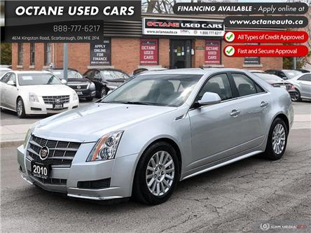 2010 Cadillac CTS 3.0 (Stk: ) in Scarborough - Image 1 of 24