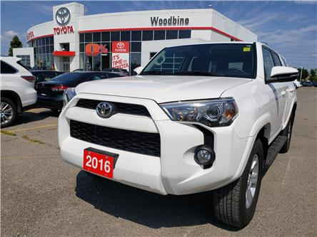 2016 Toyota 4Runner SR5 (Stk: P6894) in Etobicoke - Image 2 of 28