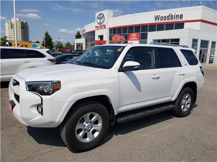 2016 Toyota 4Runner SR5 (Stk: P6894) in Etobicoke - Image 1 of 28