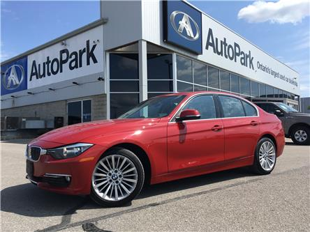 2015 BMW 320i xDrive (Stk: 15-03526JB) in Barrie - Image 1 of 26