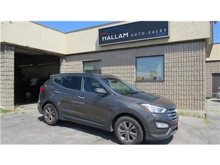 2014 Hyundai Santa Fe Sport 2.4 Base (Stk: ) in Kingston - Image 1 of 15