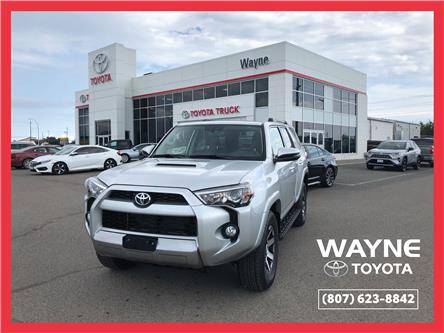 2019 Toyota 4Runner SR5 (Stk: 10984) in Thunder Bay - Image 1 of 30