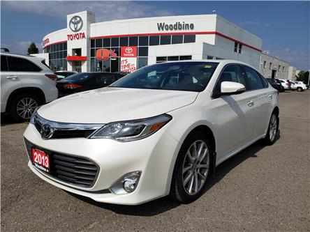 2013 Toyota Avalon Limited (Stk: 9-1036A) in Etobicoke - Image 1 of 18
