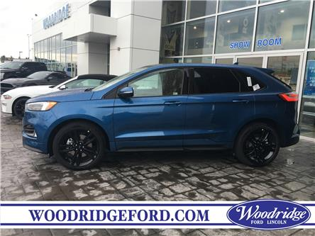 2019 Ford Edge ST (Stk: K-2417) in Calgary - Image 2 of 5
