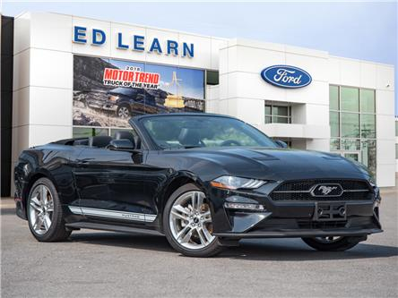 2019 Ford Mustang EcoBoost Premium (Stk: 19MU823) in St. Catharines - Image 1 of 23