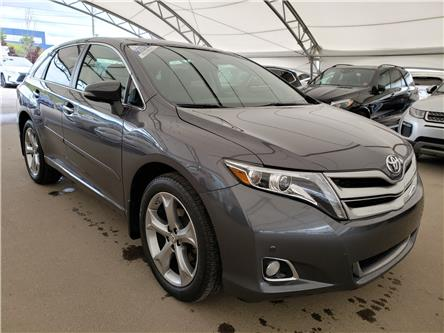 2015 Toyota Venza Base V6 (Stk: L19508A) in Calgary - Image 1 of 21