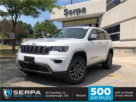 2020 Jeep Grand Cherokee 2BH Limited (Stk: 204005) in Toronto - Image 1 of 20