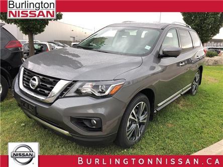 2019 Nissan Pathfinder Platinum (Stk: Y4064) in Burlington - Image 1 of 5