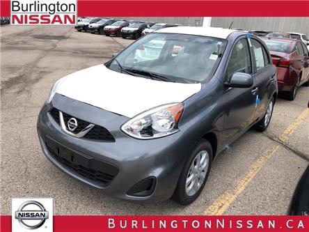 2019 Nissan Micra SV (Stk: Y7526) in Burlington - Image 1 of 5