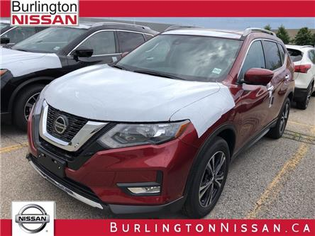 2020 Nissan Rogue SV (Stk: Z2008) in Burlington - Image 1 of 5