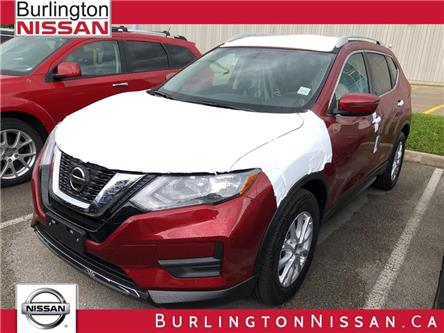 2020 Nissan Rogue S (Stk: Z2000) in Burlington - Image 1 of 5