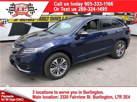 2017 Acura RDX Elite (Stk: 47672) in Burlington - Image 1 of 17