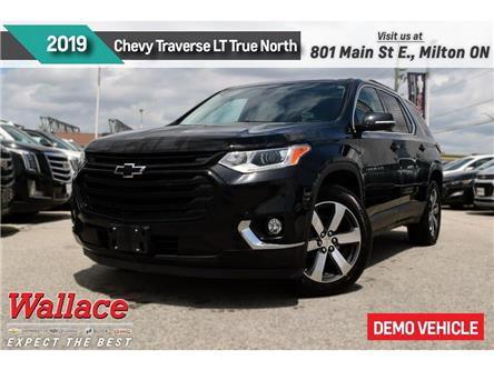 2019 Chevrolet Traverse LT True North/DEMO/AWD/2 SUNRF/HTD STS/NAV (Stk: 159989D) in Milton - Image 1 of 23