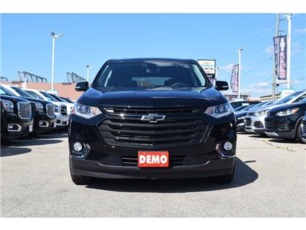 2019 Chevrolet Traverse LT True North/DEMO/AWD/2 SUNRF/HTD STS/NAV (Stk: 159989D) in Milton - Image 2 of 23