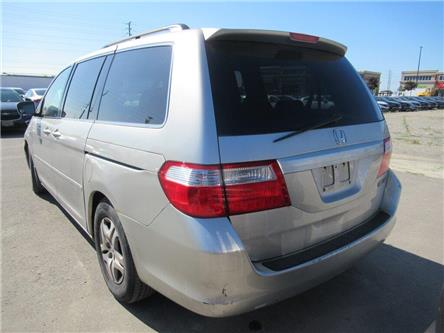2005 Honda Odyssey EX-L, LEATHER, HEATED SEATS! (Stk: 504645T) in Brampton - Image 2 of 17