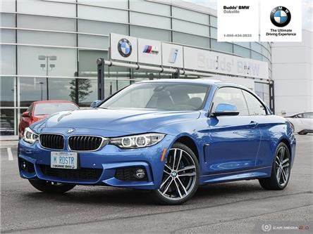 2019 BMW 440i xDrive (Stk: B033643) in Oakville - Image 1 of 28