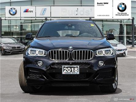2018 BMW X6 xDrive50i (Stk: T928124D) in Oakville - Image 2 of 25