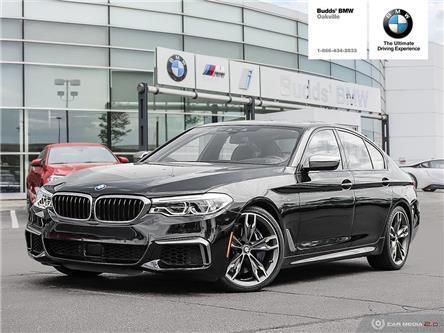 2019 BMW M550i xDrive (Stk: B037158) in Oakville - Image 1 of 26