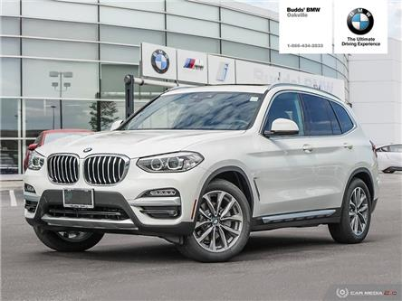 2019 BMW X3 xDrive30i (Stk: T707439) in Oakville - Image 1 of 27