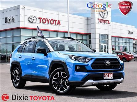 2019 Toyota RAV4 Trail (Stk: D200171A) in Mississauga - Image 1 of 30