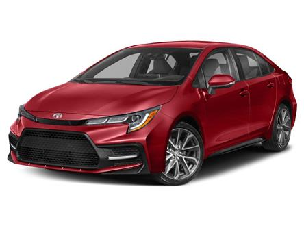 2020 Toyota Corolla SE (Stk: 200113) in Whitchurch-Stouffville - Image 1 of 8