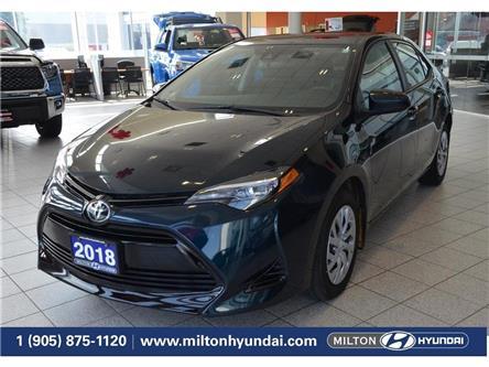 2018 Toyota Corolla  (Stk: 976387) in Milton - Image 1 of 32