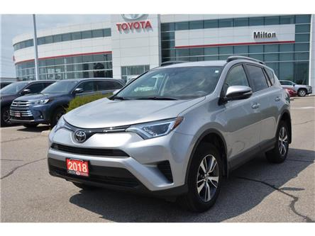 2018 Toyota RAV4  (Stk: 505277) in Milton - Image 1 of 18
