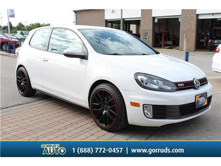 2010 Volkswagen Golf GTI 3-Door (Stk: 203838) in Milton - Image 1 of 15