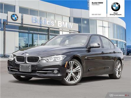 2016 BMW 328i xDrive (Stk: DH3176) in Hamilton - Image 1 of 23