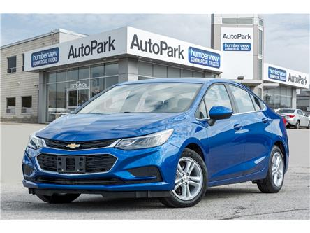 2018 Chevrolet Cruze LT Auto (Stk: ) in Mississauga - Image 1 of 21