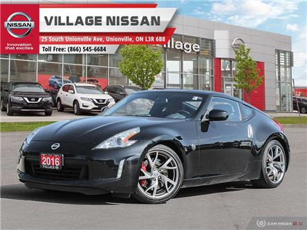 2016 Nissan 370Z Touring Sport (Stk: P2871) in Unionville - Image 1 of 27