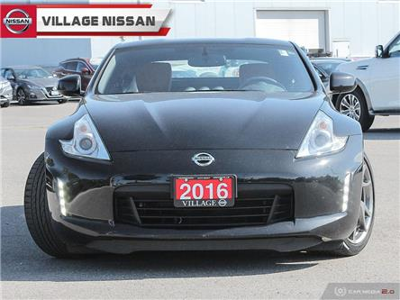 2016 Nissan 370Z Touring Sport (Stk: P2871) in Unionville - Image 2 of 27