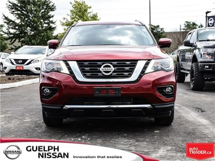 2018 Nissan Pathfinder  (Stk: UP13703) in Guelph - Image 2 of 27