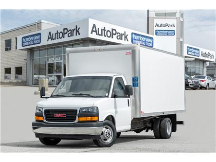2017 GMC Savana Cutaway 3500 1WT (Stk: CTDR4027) in Mississauga - Image 1 of 16