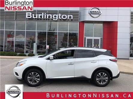 2016 Nissan Murano SV (Stk: Y8551A) in Burlington - Image 1 of 21