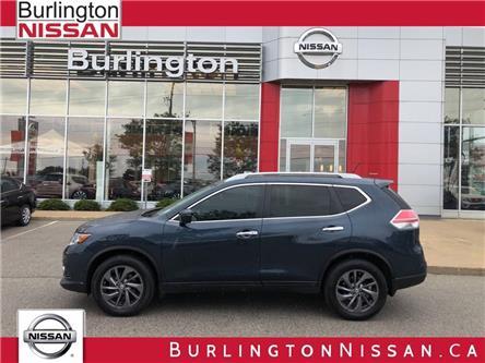2016 Nissan Rogue SL (Stk: A6770) in Burlington - Image 1 of 20