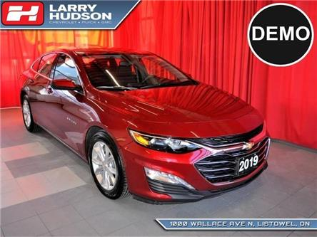 2019 Chevrolet Malibu LT (Stk: 19-692) in Listowel - Image 1 of 13