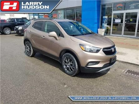 2019 Buick Encore Sport Touring (Stk: 19-836) in Listowel - Image 1 of 11