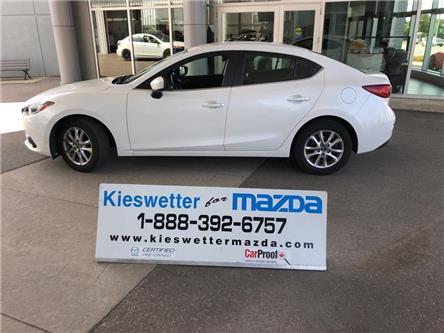 2016 Mazda Mazda3 GS (Stk: 35189A) in Kitchener - Image 1 of 24
