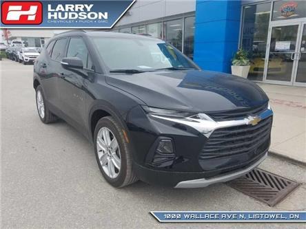 2019 Chevrolet Blazer 3.6 True North (Stk: 19-1332) in Listowel - Image 1 of 10