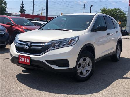 2016 Honda CR-V LX (Stk: 58488A) in Scarborough - Image 1 of 21