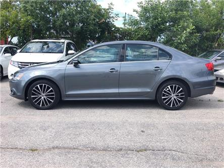 2013 Volkswagen Jetta 2.5L Highline (Stk: 8013P) in Scarborough - Image 2 of 20