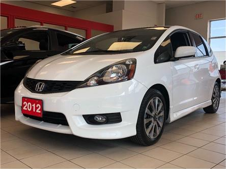 2012 Honda Fit Sport (Stk: 58599A) in Scarborough - Image 1 of 20