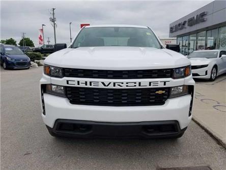 2019 Chevrolet Silverado 1500 Silverado Custom (Stk: 19-1584) in Listowel - Image 2 of 10